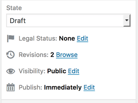 Rebuilding the WordPress Edit Screen