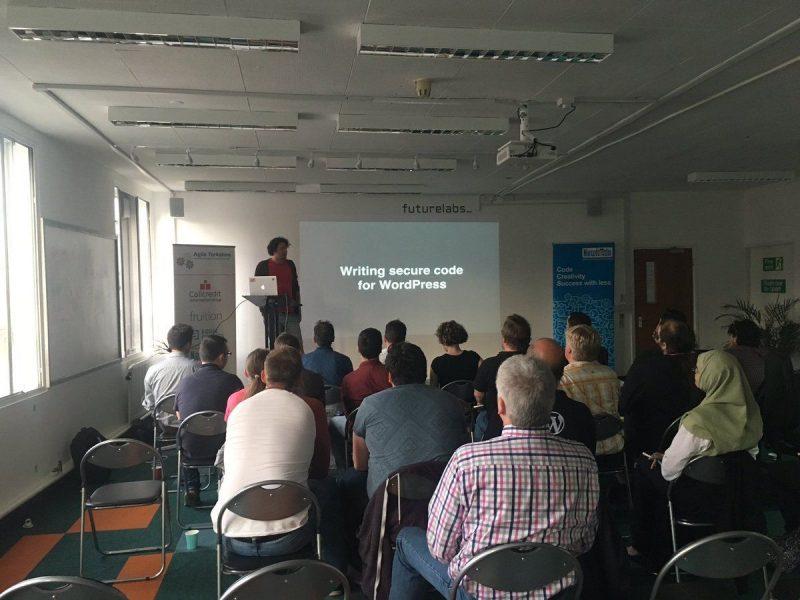 WordPress Leeds meetup