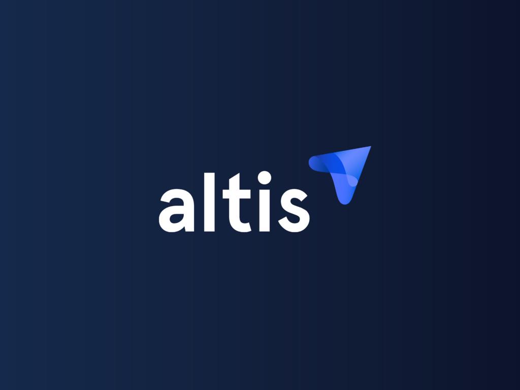 Altis, official logo, 2019.